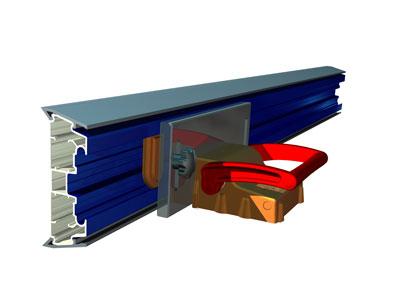Flexible Precast Formwork system Sideforms / Shuttering
